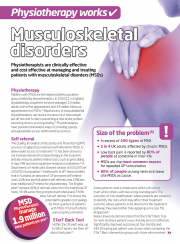 CSP Physiotherapy works
